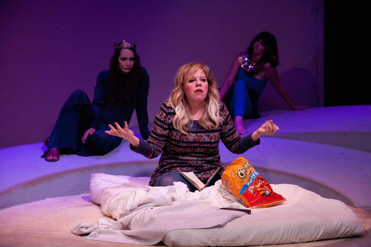 BWW Review: CLEO, THEO & WU TAKE ON WOMAN'S DOMINANCE IN THE UNIVERSE   at The Theatre Of Note