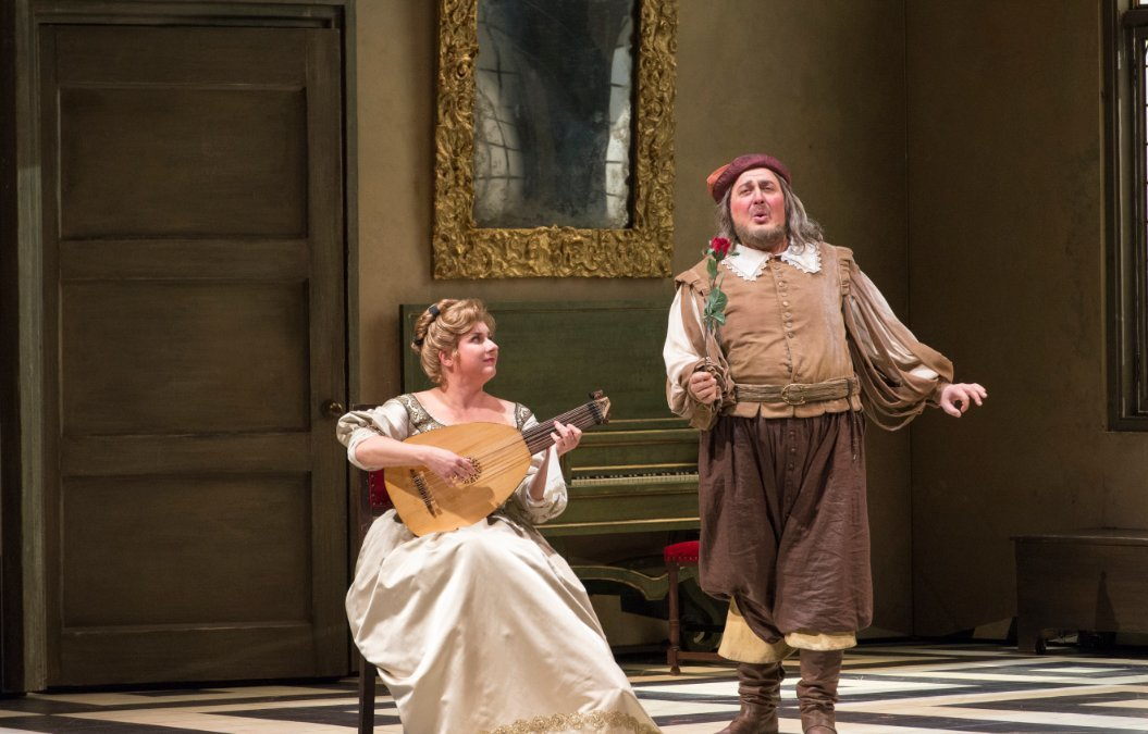FALSTAFF Comes To New National Theatre Tokyo 12/6