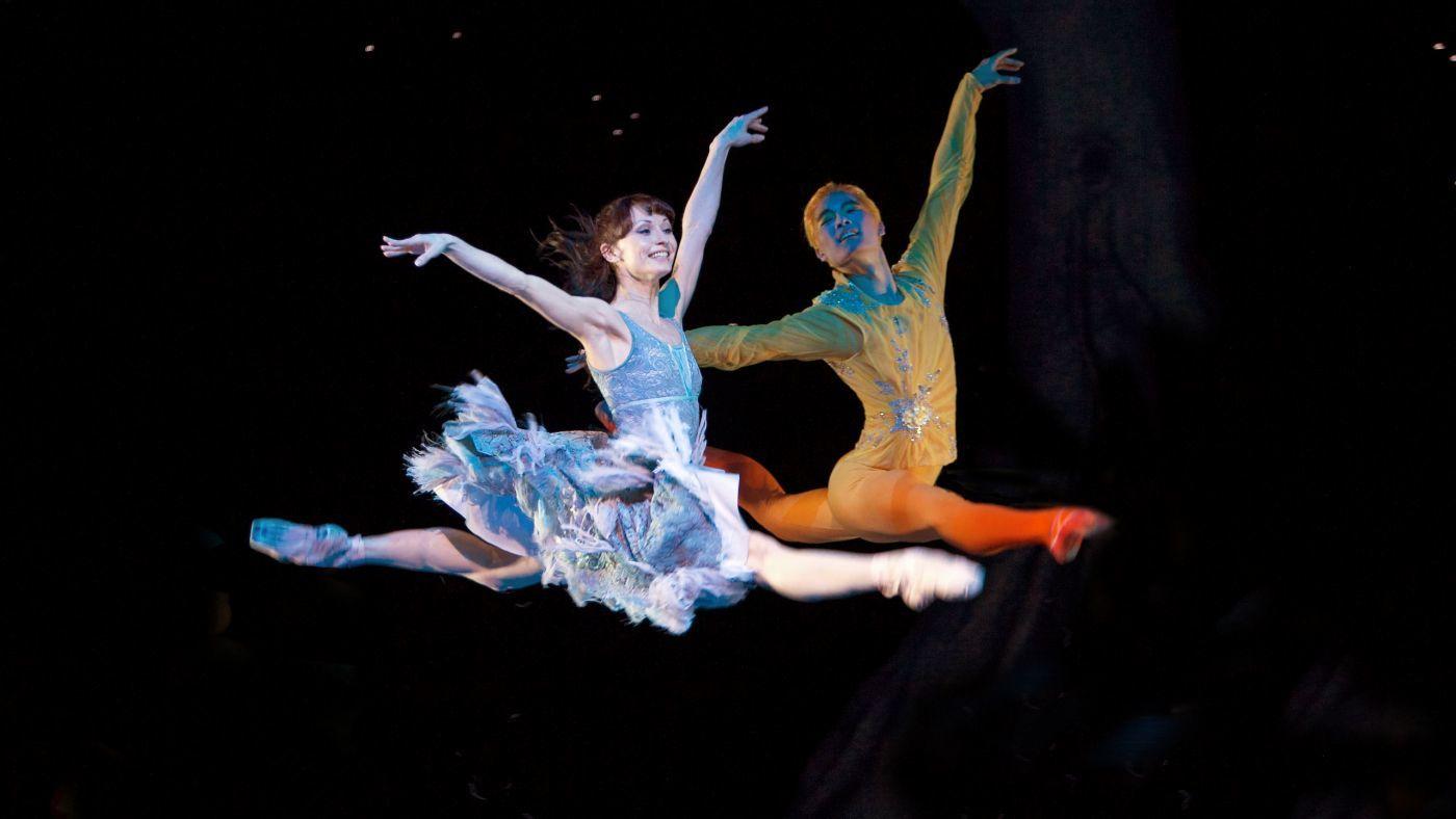CINDERELLA Comes to Dutch National Ballet 12/13