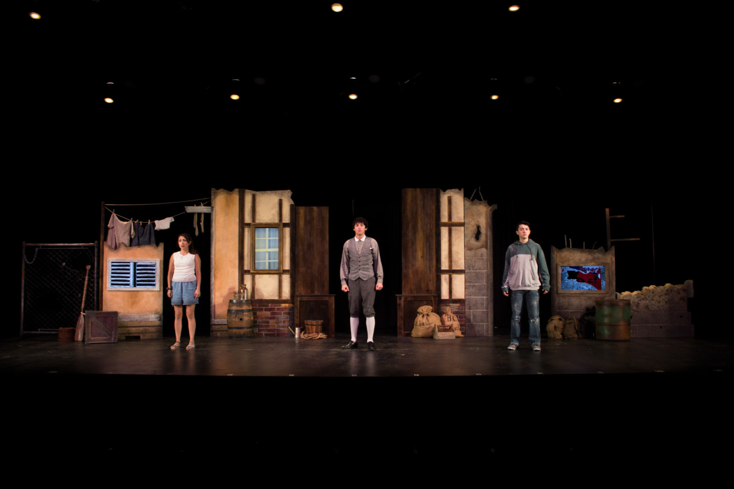 BWW Review: REFUGEE at Florida Repertory Theatre
