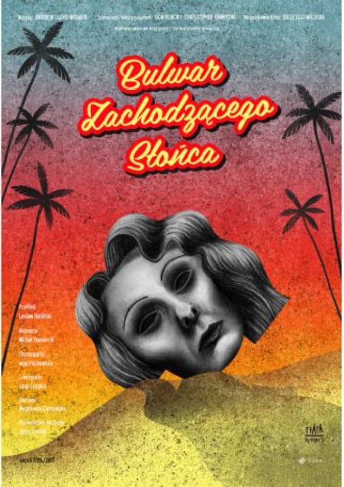 SUNSET BOULEVARD Comes To Teatr Rozrywki 12/13