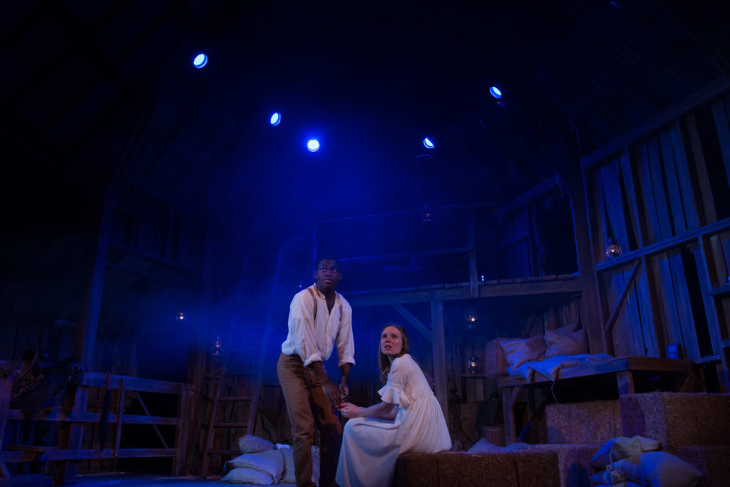 BWW Review: MARY'S WEDDING at First Folio Theatre