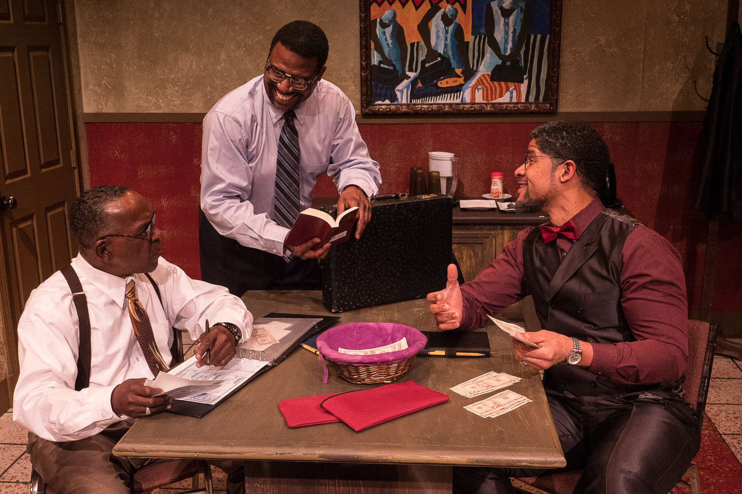 BWW Review: FREEDA PEOPLES Shakes the Foundation of The Ensemble Theatre
