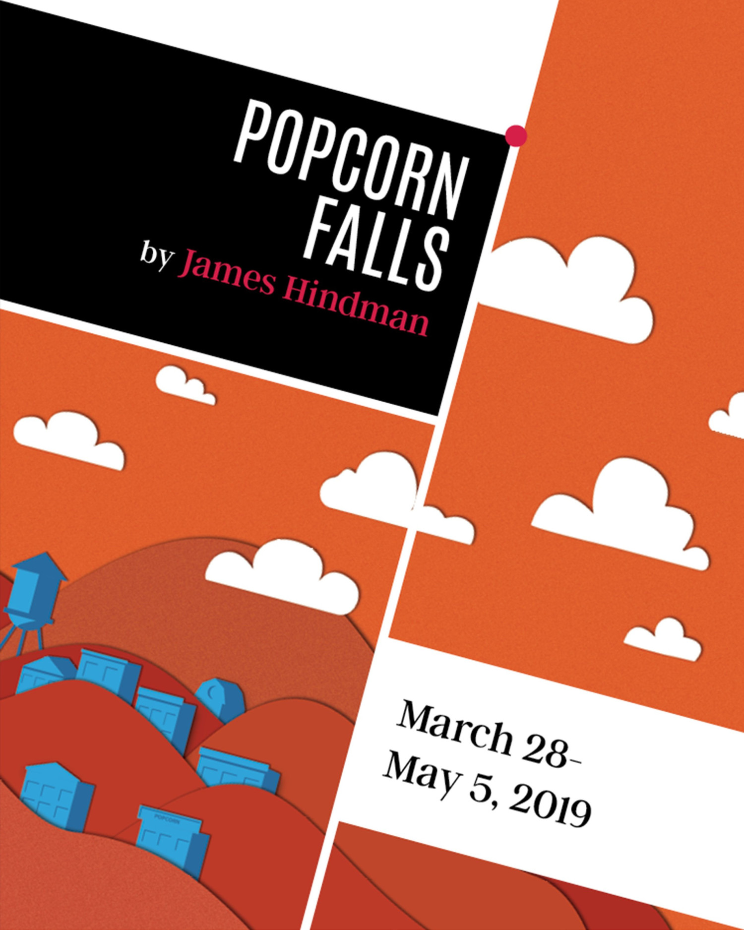 BWW Review: POPCORN FALLS at Tipping Point Theatre Will Leave You In Stitches!