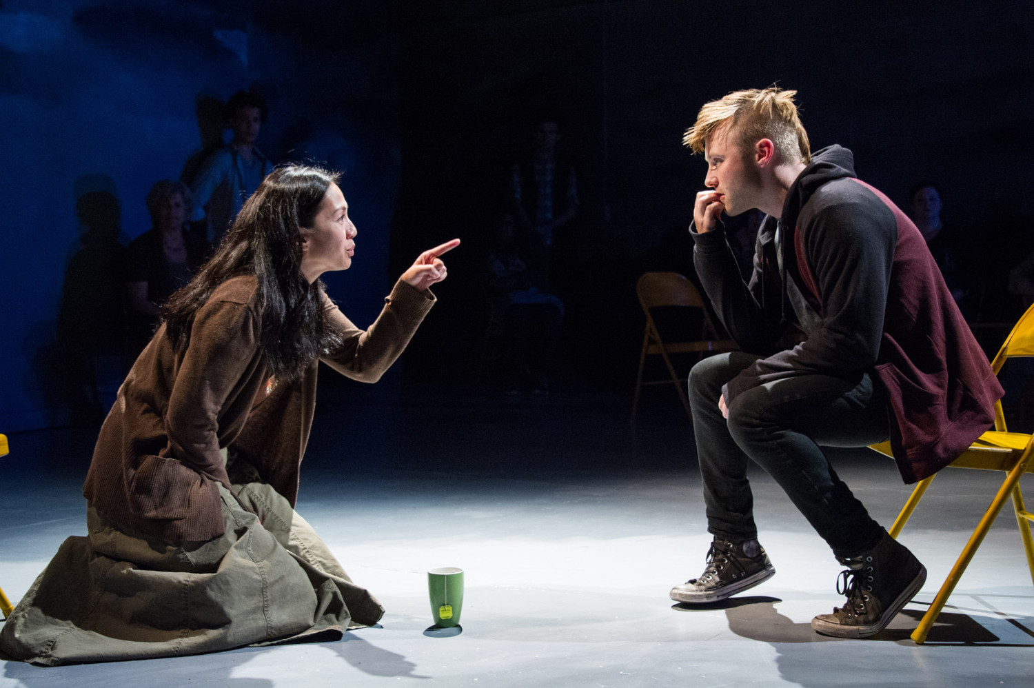 BWW Review: THE EVENTS at Theater Alliance is Poignant but Imperfect