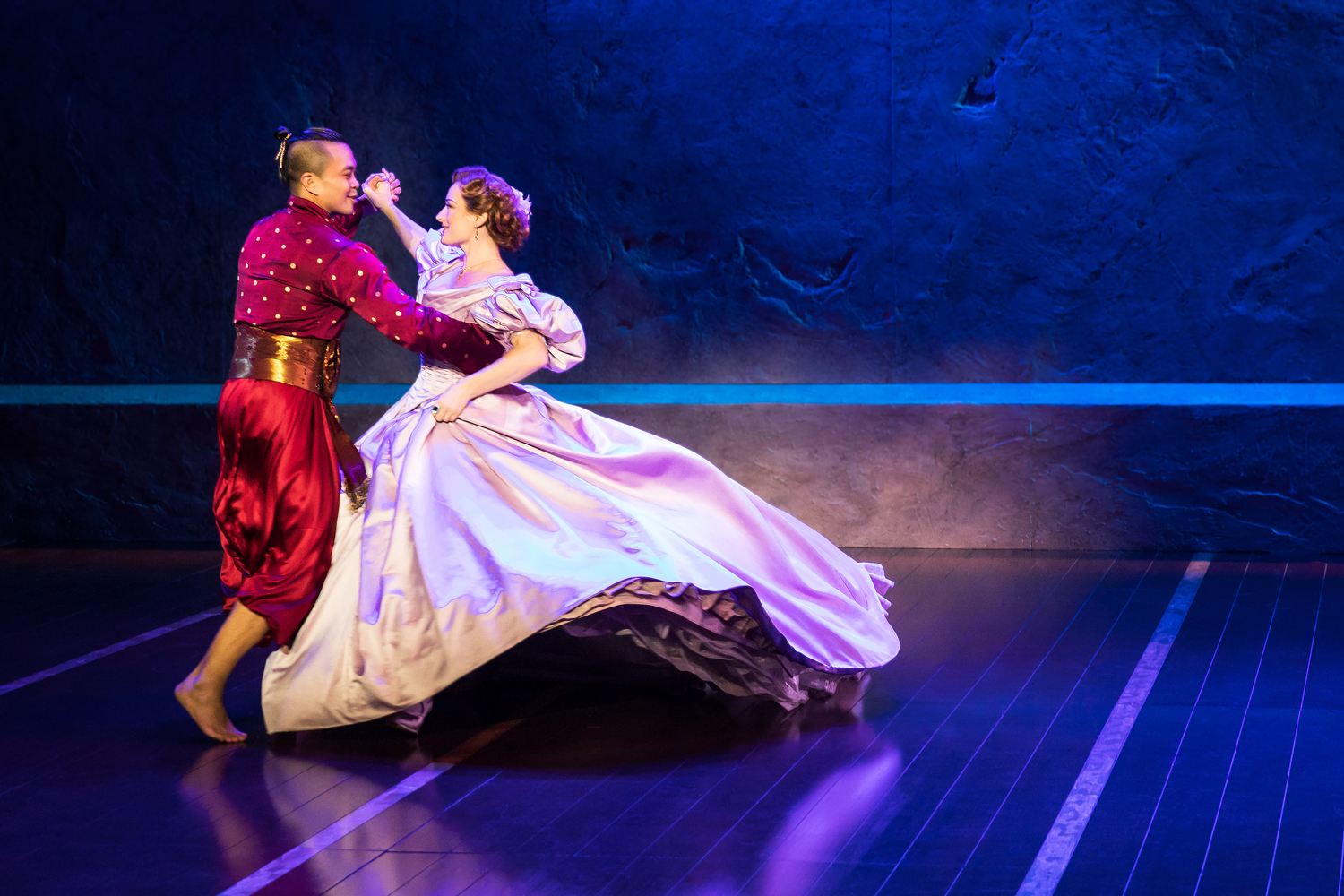 BWW Interview: Jose Llana of THE KING AND I Brings More Than a Great Show to Omaha