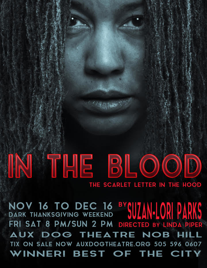 BWW Feature: IN THE BLOOD at Aux Dog Theatre