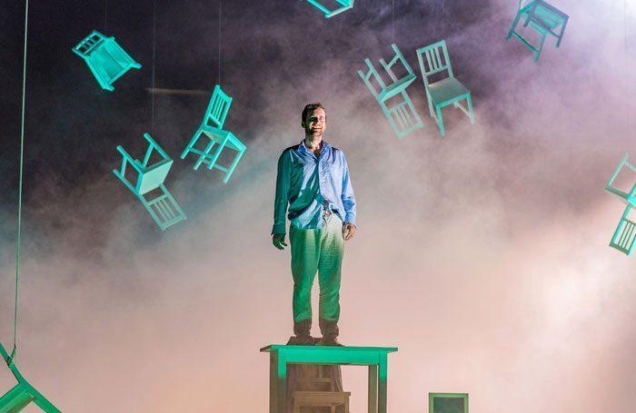 RHINOCEROS Wins Big at Critics' Awards for Theatre in Scotland