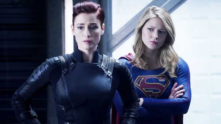 BWW RECAP: The Danvers Sisters Are Changed Forever on This Week's SUPERGIRL