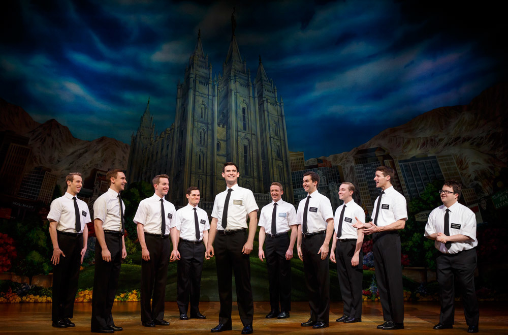 BWW Interview: Andy Huntington Jones of THE BOOK OF MORMON at Saenger Theatre