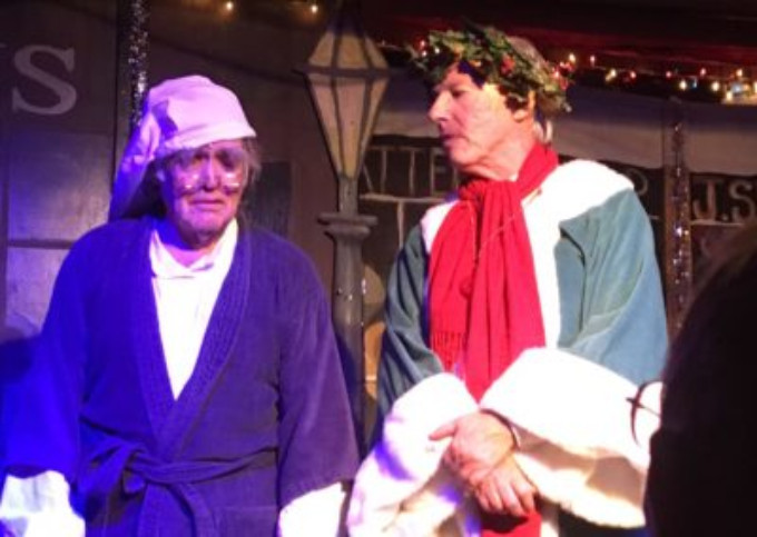 BWW Review: SCROOGE at Big Oak Theatre