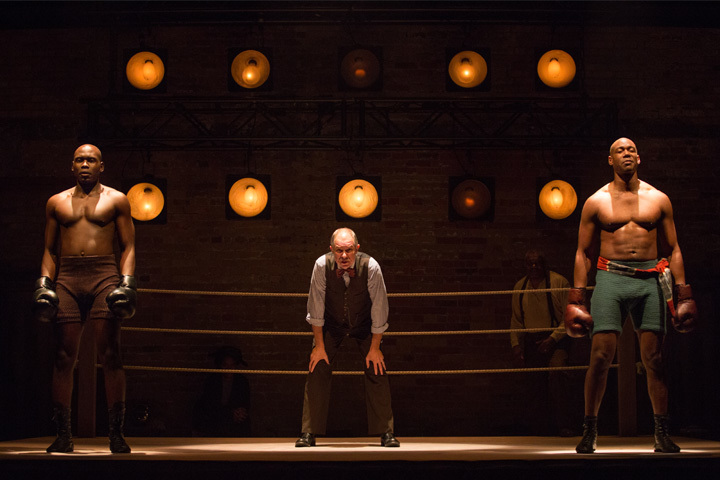 BWW Review: THE ROYALE Hits Hard on Sport, Sacrifice, and Honour