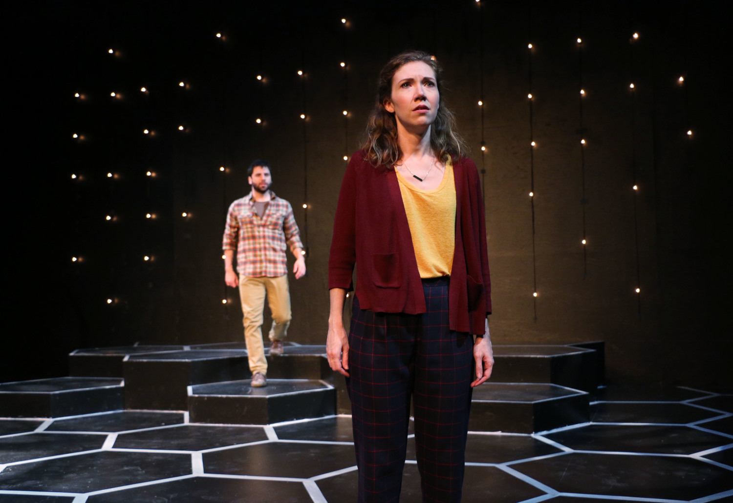 BWW Review: CONSTELLATIONS at Mill Mountain Theatre