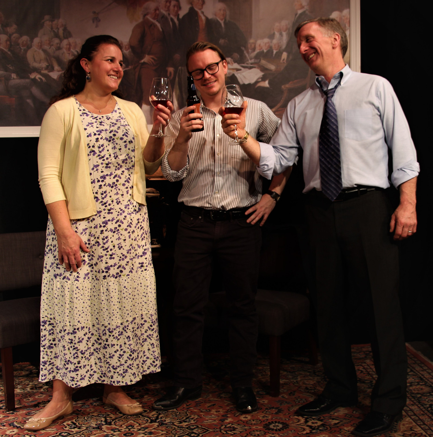 BWW Review: THE GOD GAME at Square One Theatre