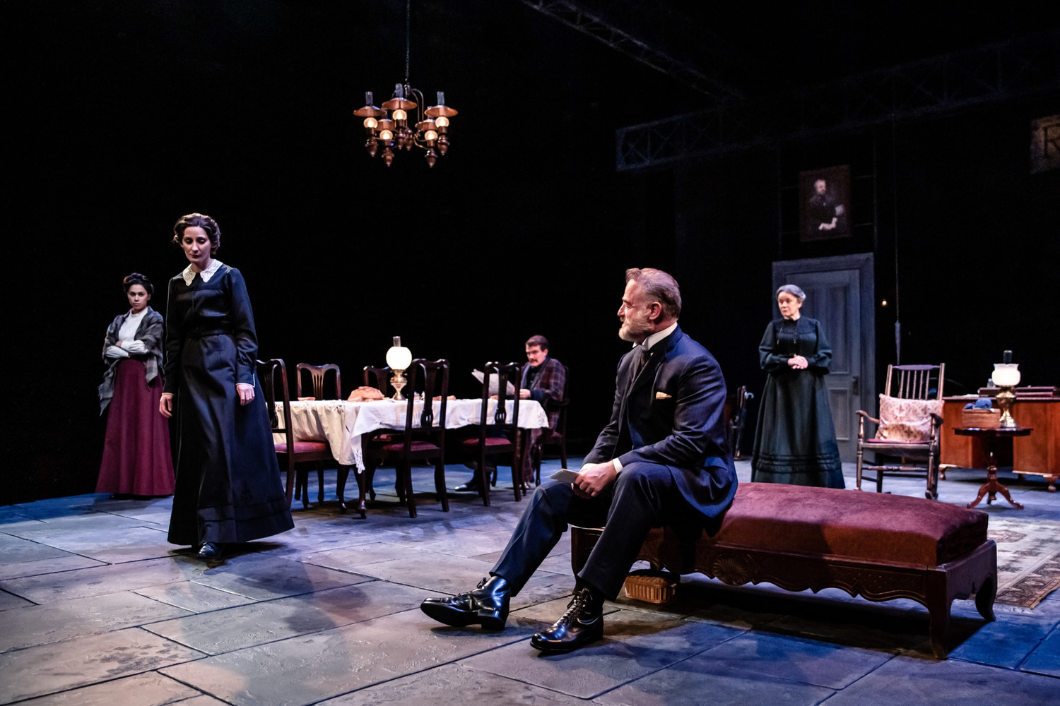 BWW Review: RUTHERFORD AND SON, Crucible, Sheffield