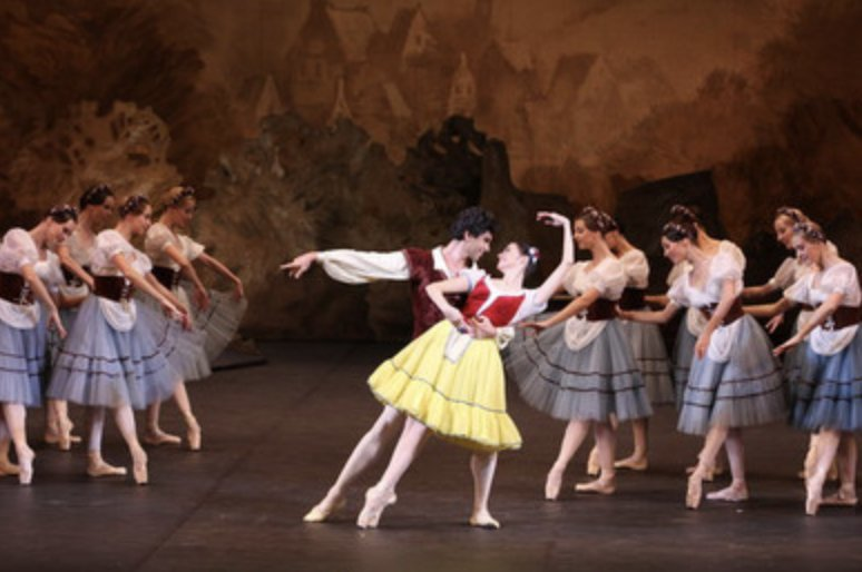 GISELLE to Play at Bolshoi Theatre May to June 2019