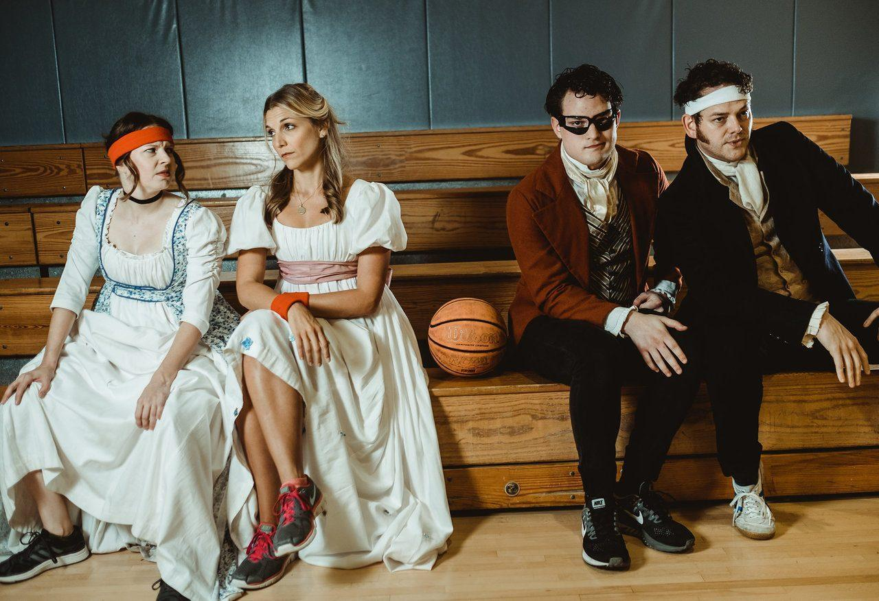 BWW Review: WaterTower Theatre Unveils Regional Premiere of PRIDE AND PREJUDICE