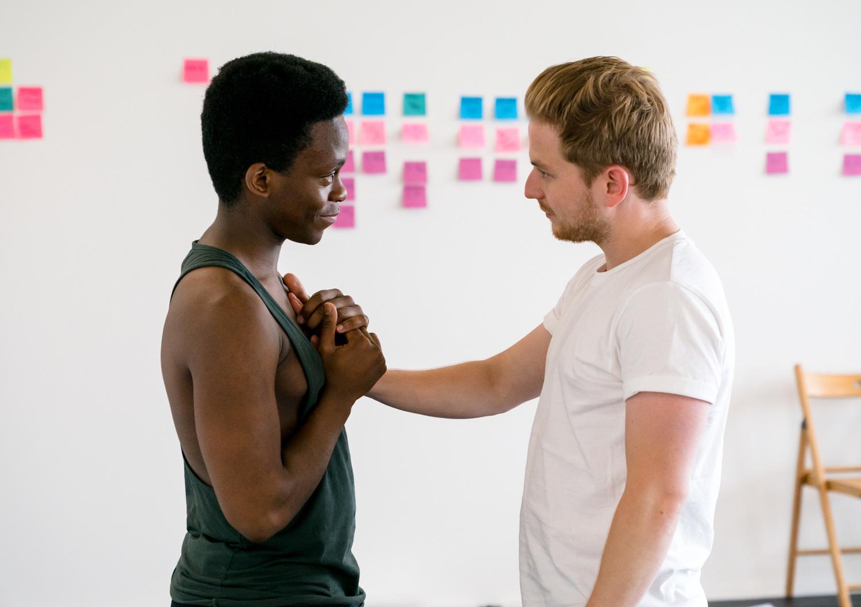 BWW Interview: Tyrone Huntley Talks HOMOS, OR EVERYONE IN AMERICA