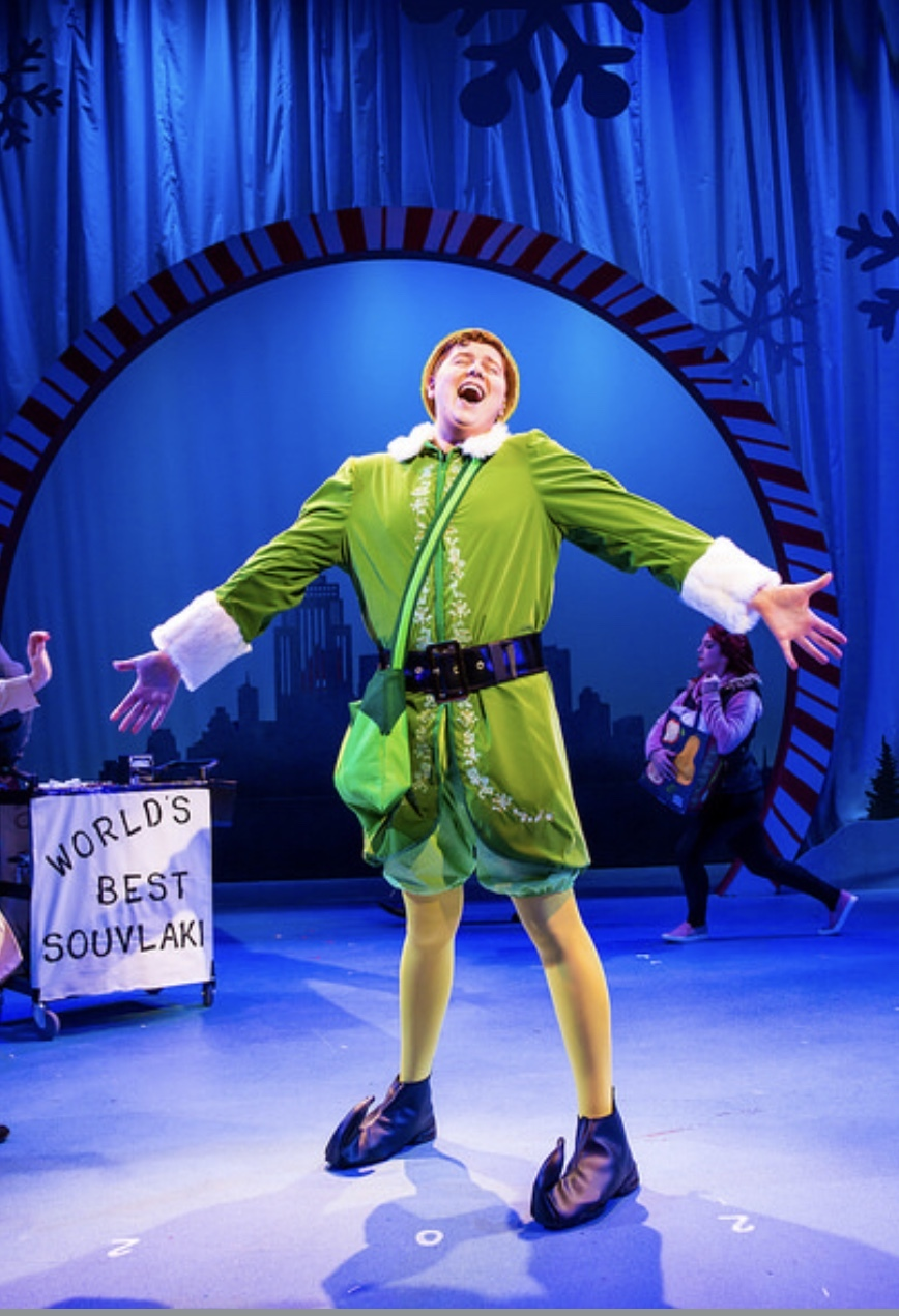 BWW Review: ELF THE MUSICAL Tickles the Funny Bone at Queensbury Theatre