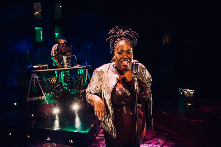 ORALTORIO: A THEATRICAL MIXTAPE Examines Society and Culture Through Black Music