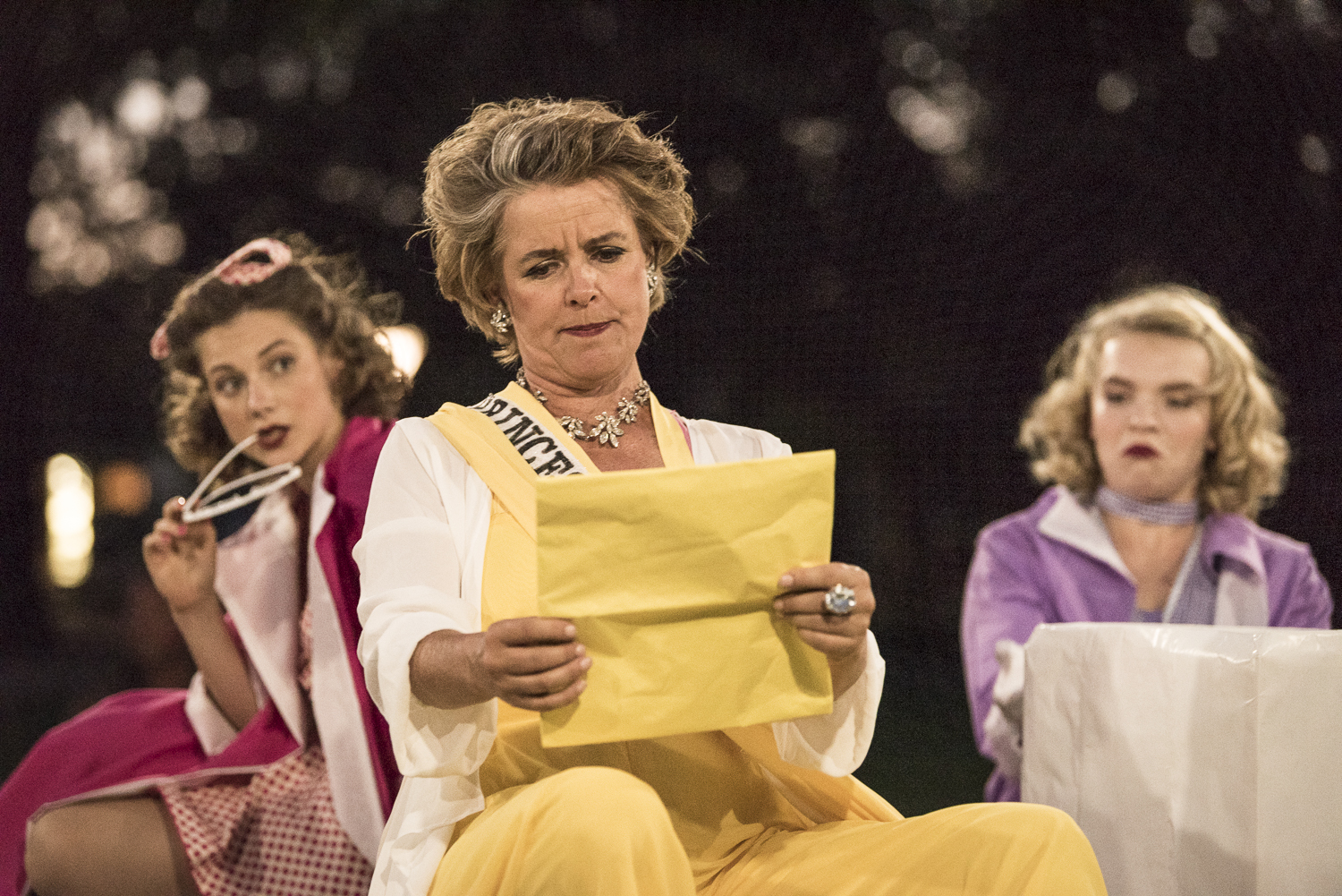 BWW Review: LOVE'S LABOUR'S LOST - Melbourne Shakespeare Company