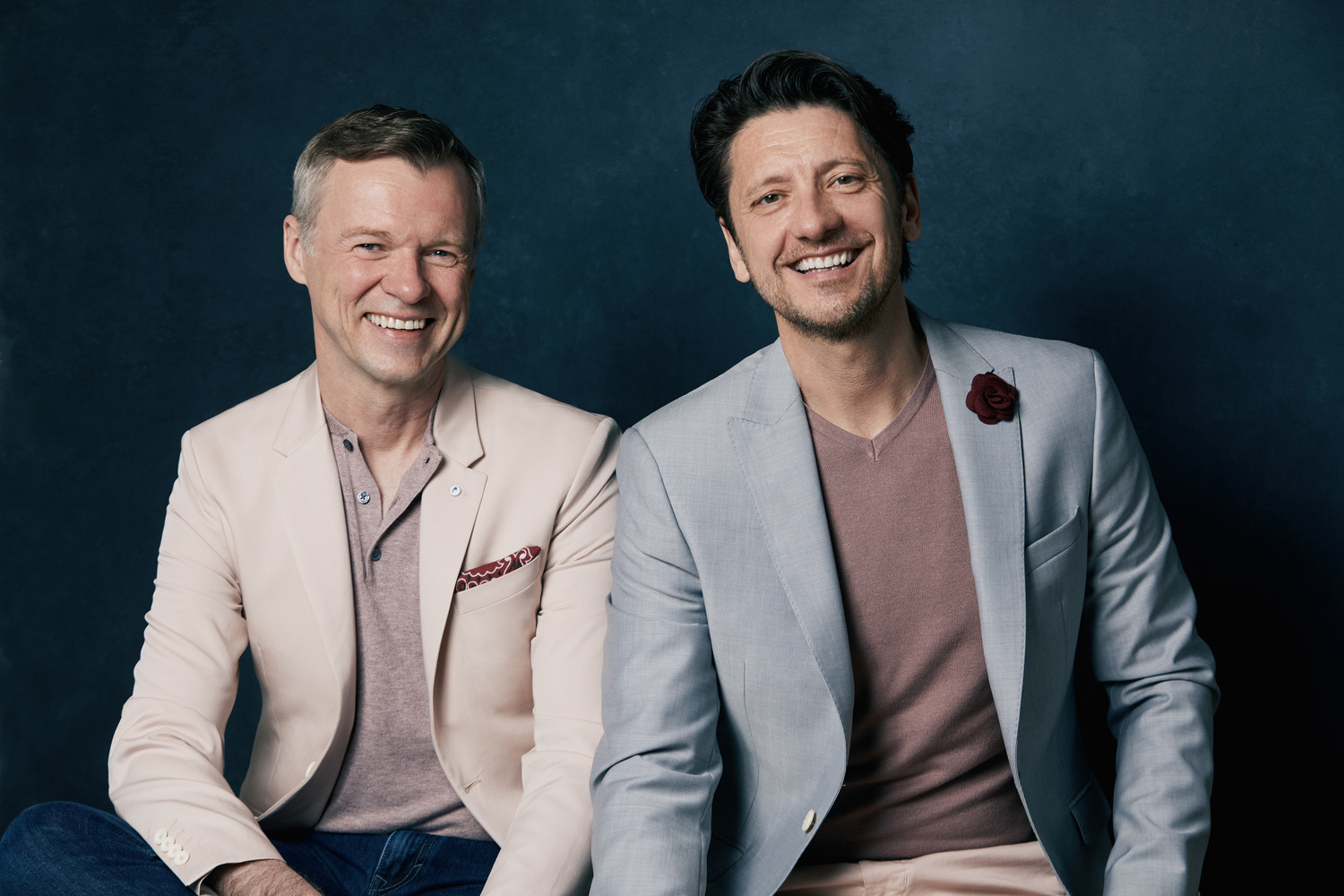 BWW Interview: Brian Hill and Neil Bartram, creators of new musical YOU ARE HERE at Goodspeed's Terris Theatre