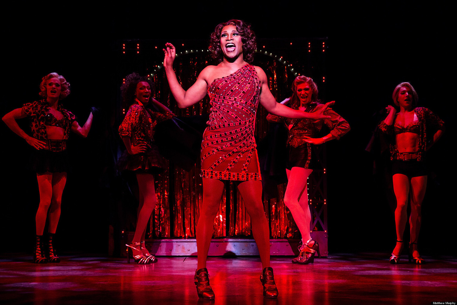 BWW Review: KINKY BOOTS  at Shanghai Culture Square