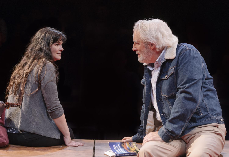 BWW Review: HEISENBERG at Signature Theatre