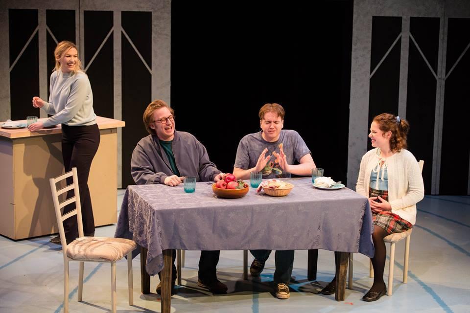 BWW Review: UP at University Of Utah Department Of Theatre