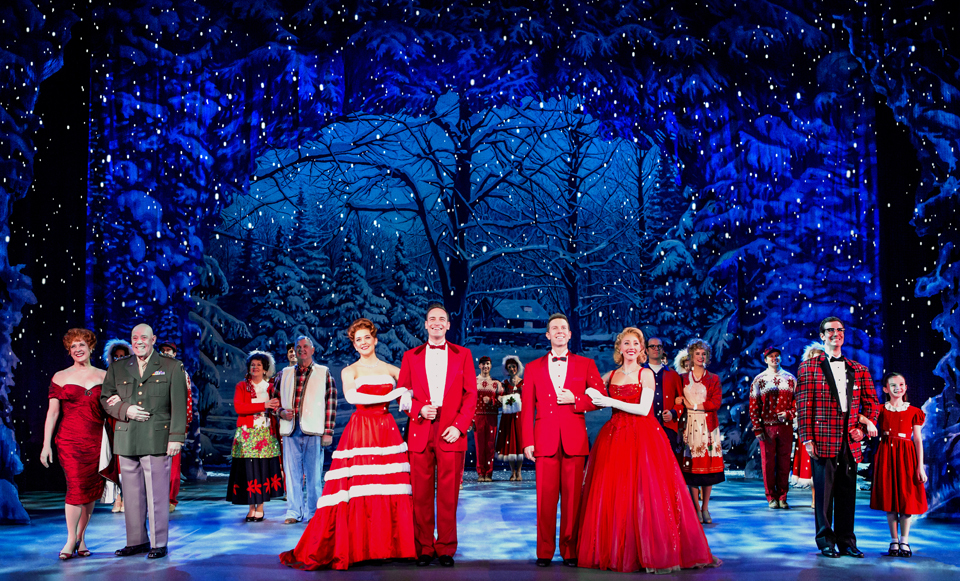 BWW Review: WHITE CHRISTMAS Brings Holiday Cheer to the Saenger Theatre