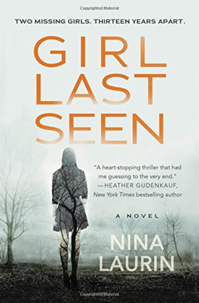 BWW Review: GIRL LAST SEEN by Nina Laurin