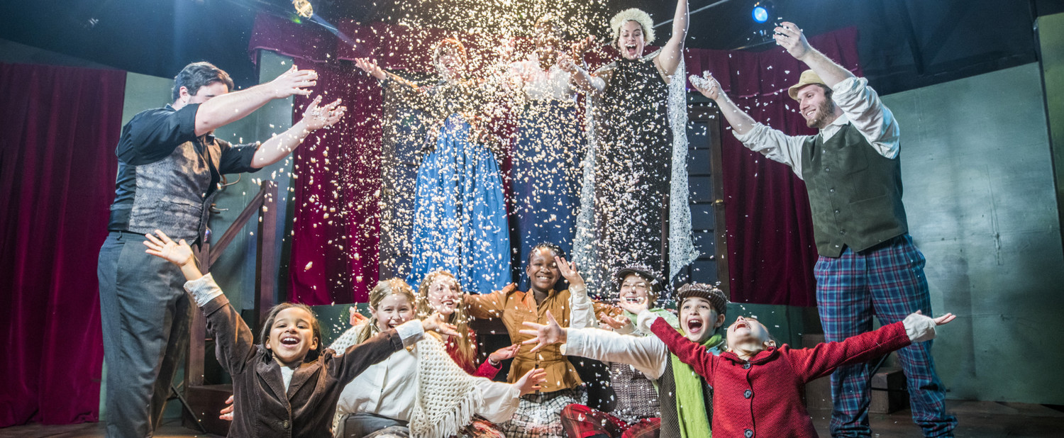 BWW Review: Contemporary Theater Delivers Delightfully Fresh A CHRISTMAS CAROL