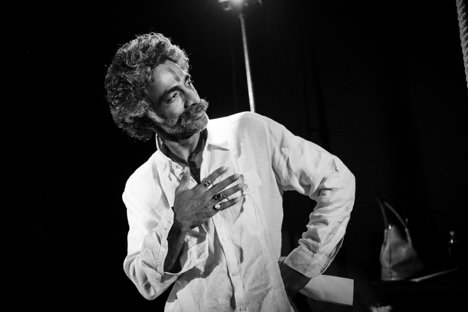 BWW Interview:  Actor director MAKARAND DESHPANDE on theater scene in India and his next project Sadak 2