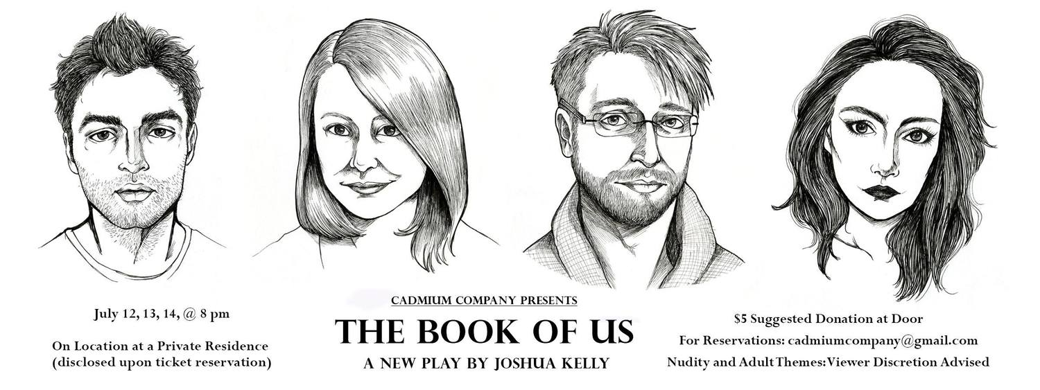 BWW Review: THE BOOK OF US at Cadmium Company