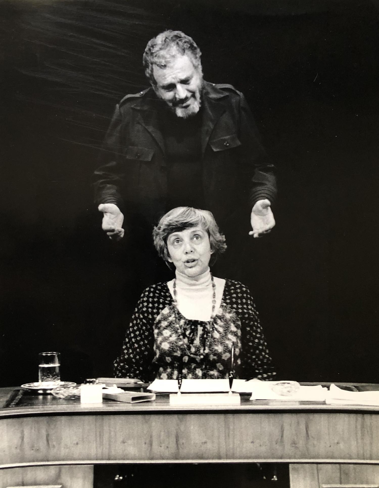 BWW Review: MOMMA GOLDA, King's Head Theatre