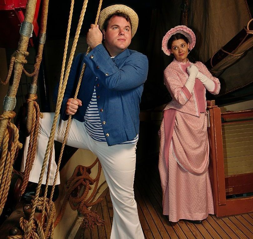 BWW Review: HMS PINAFORE at ARTS Theatre