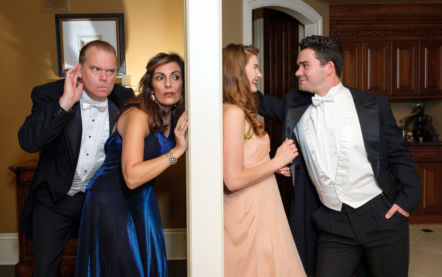 BWW Review: A COMEDY OF TENORS at Tipping Point Theatre is all Fun, Frenzy and Farce