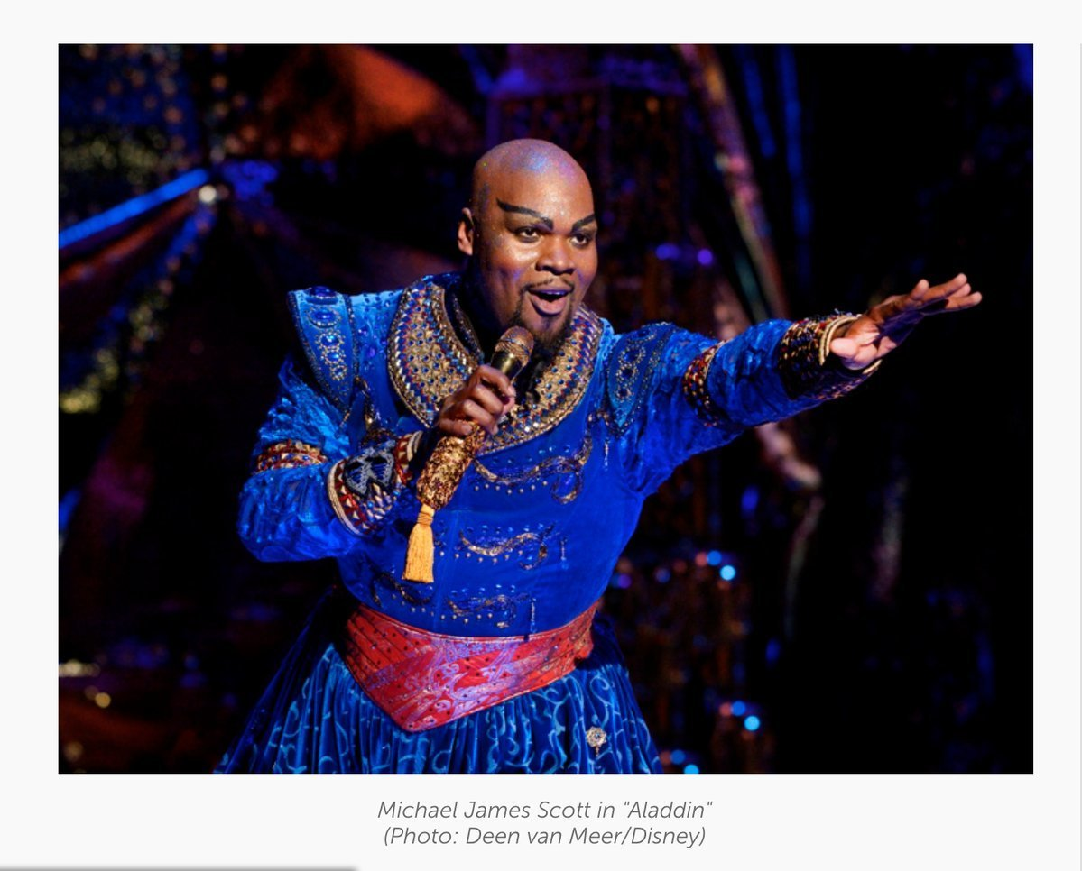 BWW Review: Disney's ALADDIN at The Kentucky Center For The Arts