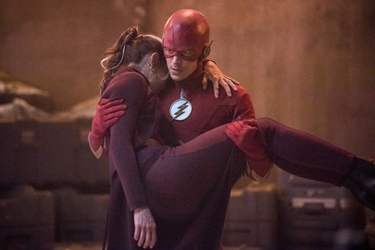 BWW Review: Family Drama Unfolds on This Week's THE FLASH
