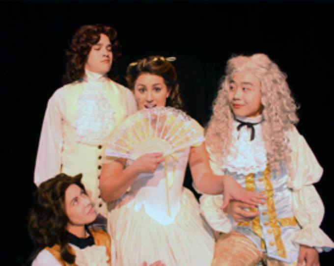 Kennedy Theatre Presents THE COUNTRY WIFE