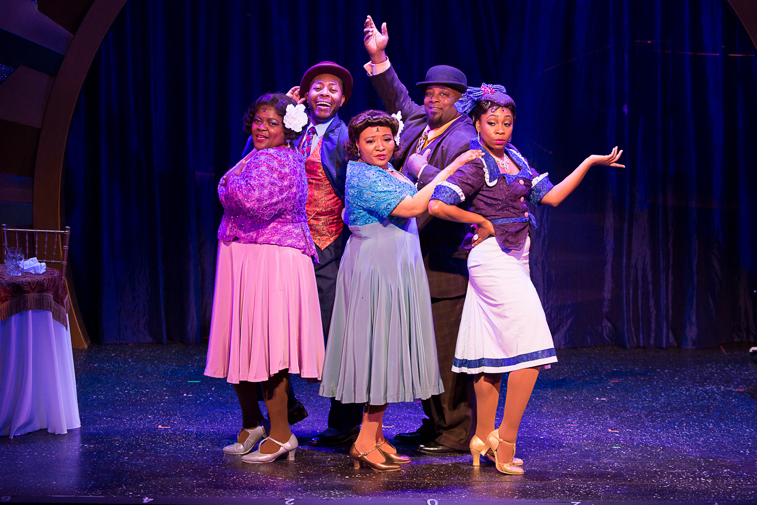 BWW Review: Theatre By the Sea's AIN'T MISBEHAVIN' Gets the Joint Jumpin'