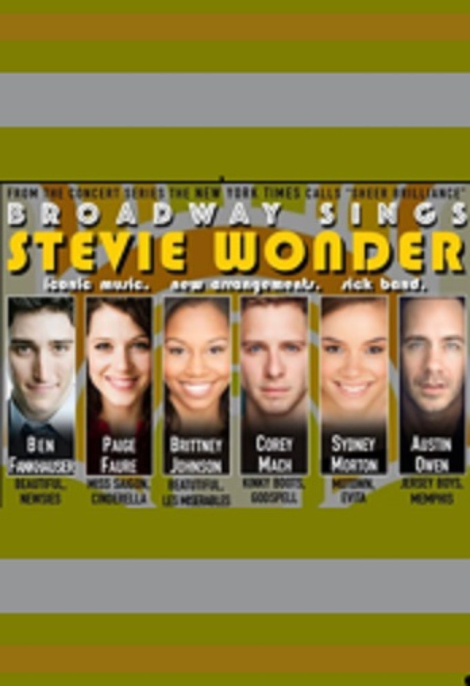 BWW Review: BROADWAY SINGS STEVIE WONDER at Ridgefield Playhouse