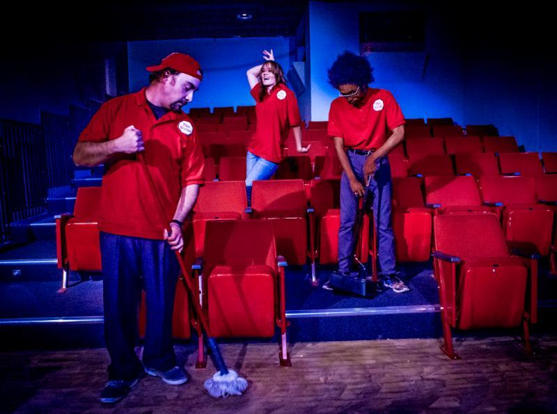 BWW Review: THE FLICK at Aux Dog Theatre