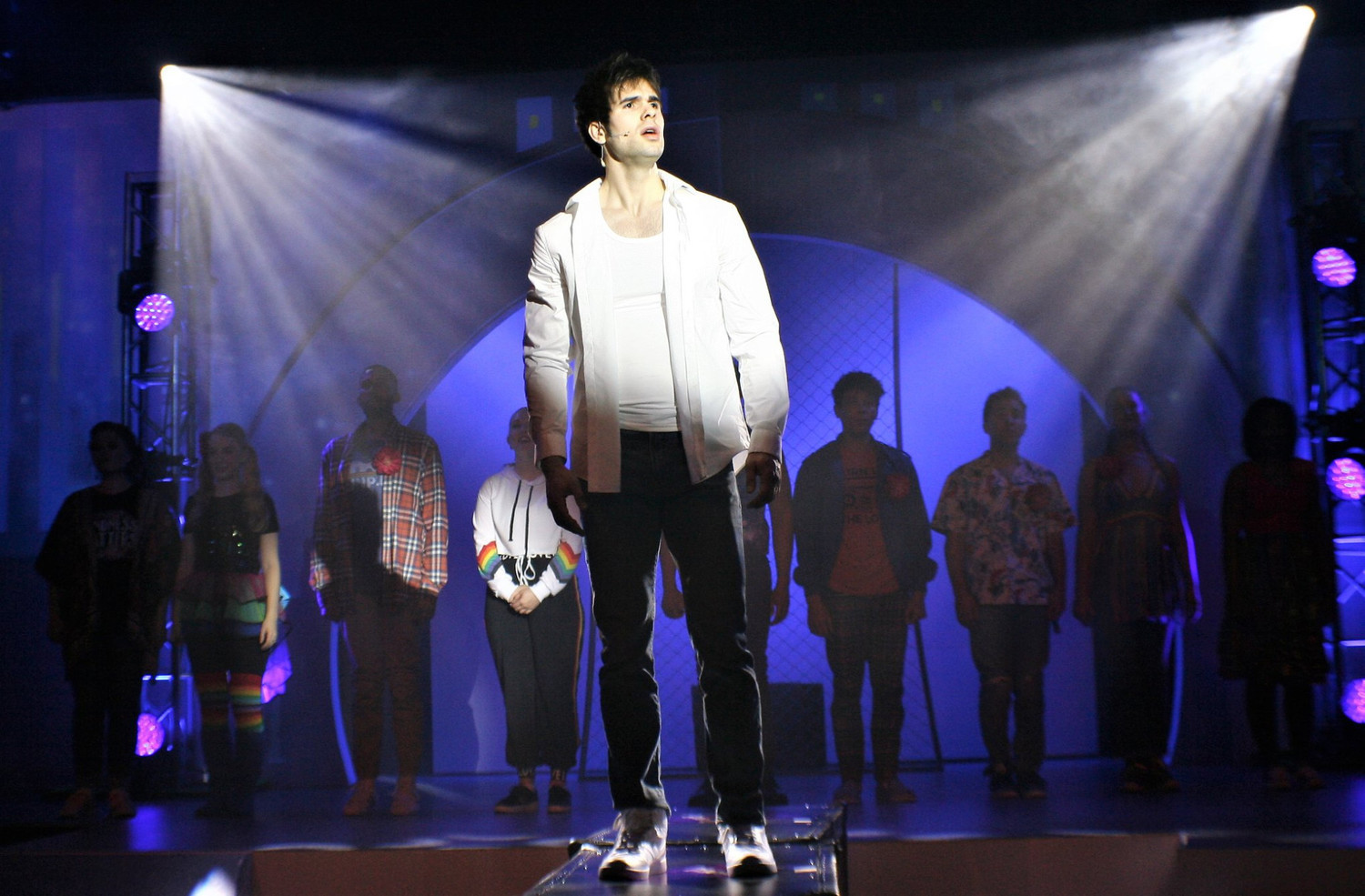BWW Review: GODSPELL at Alhambra Theatre And Dining