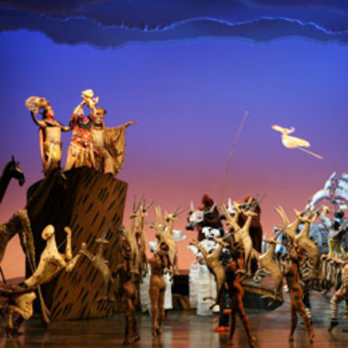 BWW Review: THE LION KING at Van Wezel Performing Arts Hall