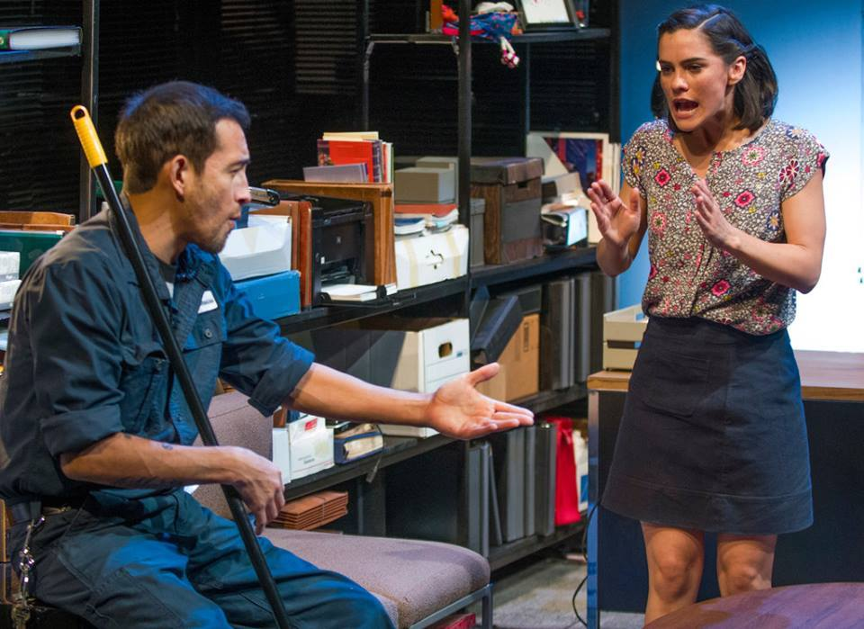 BWW Review: FADE at Dallas Theater Center
