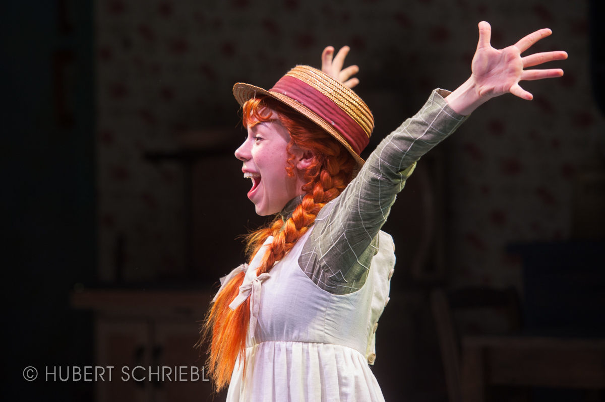 BWW Review: ANNE OF GREEN GABLES at Weston Playhouse Theatre Company