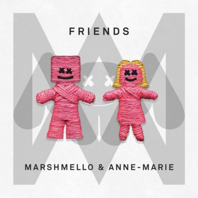 Marshmallow friends lyrics