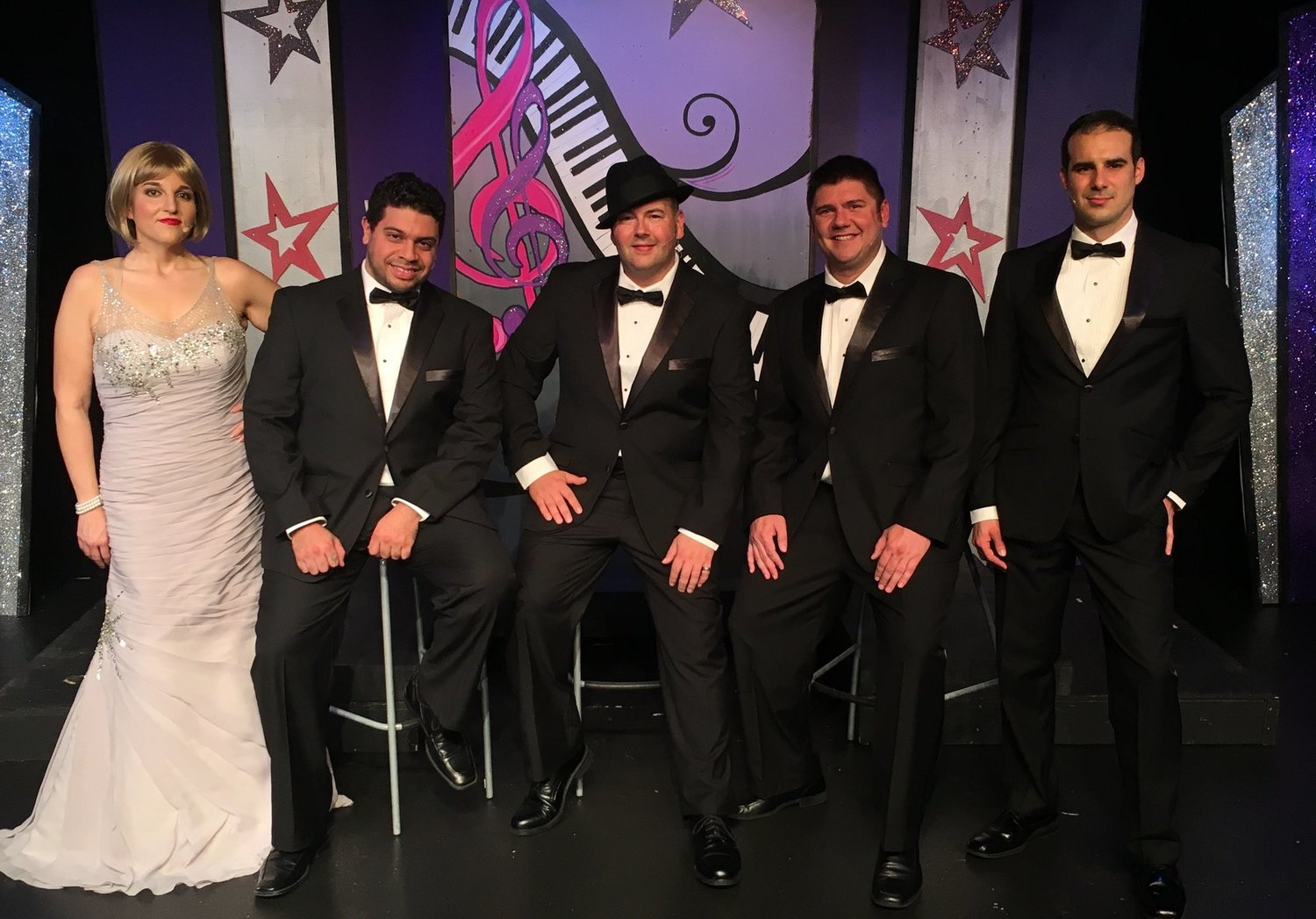 BWW Review: THE RAT PACK LOUNGE at Connecticut Cabaret Theatre