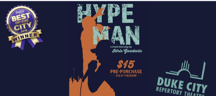HYPE MAN Comes to Duke City Repertory Theatre